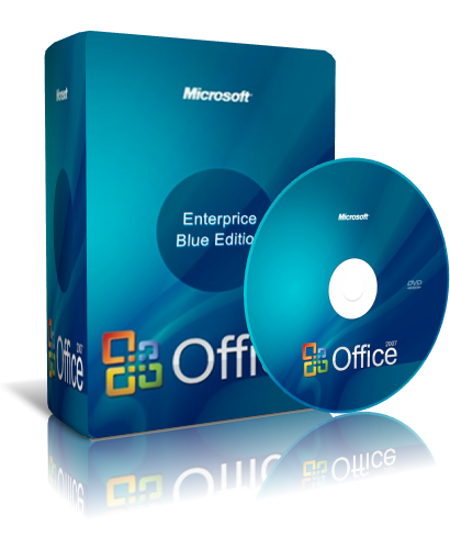 Microsoft Office 2007 – Enterprise (Blue Edition)